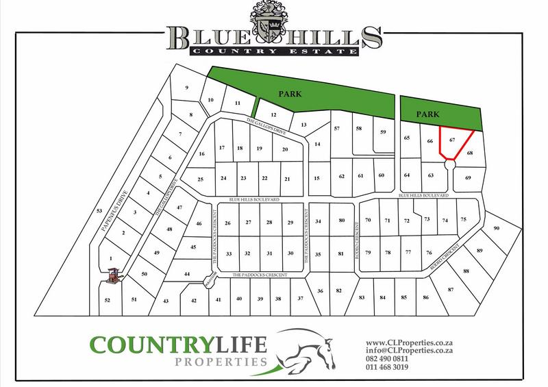 Property For Sale in Blue Hills Country Estate, Midrand 12