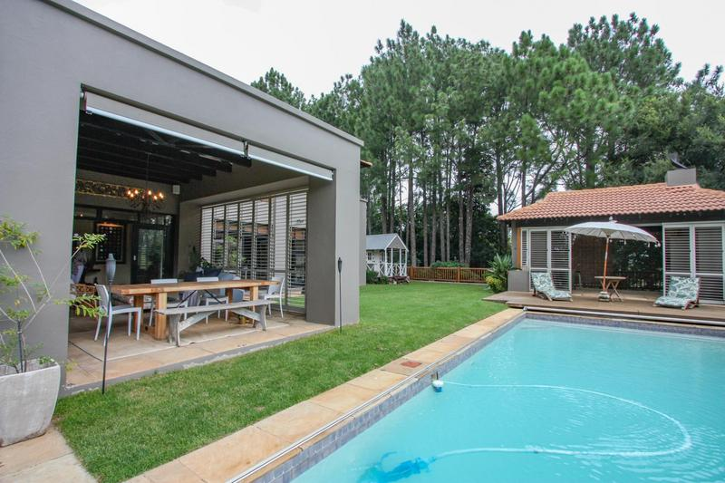 A Country Escape  For Sale in Blue Hills Country Estate, Midrand
