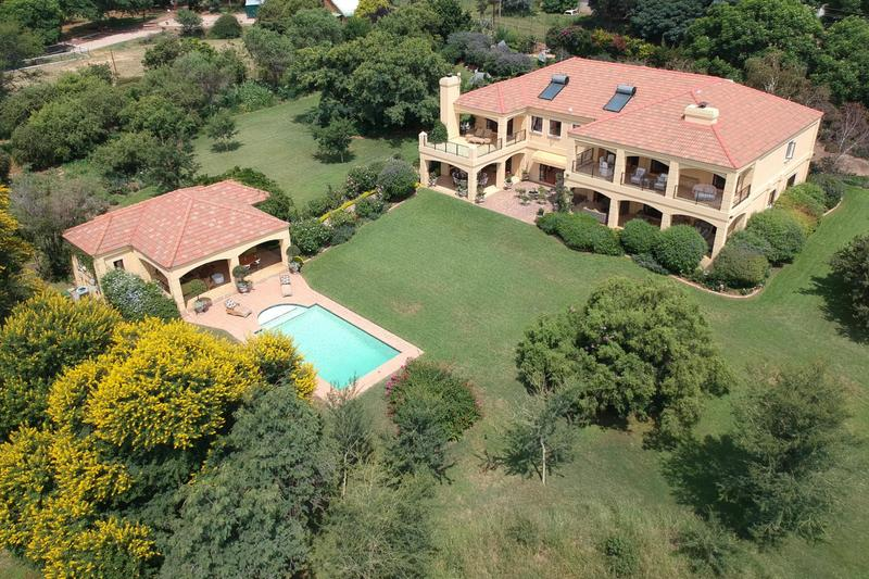 A Country Estate For Sale in Beaulieu, Midrand